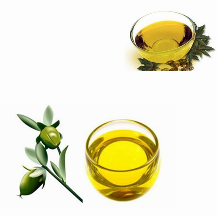 GMP Factory Supply 100% Pure Jojoba Oil for Hair