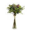 artificial plant Babysbreath and Eucalyptus bundle Tall Artificial Greenery Holiday Greens Christmas Greenery for home wedding