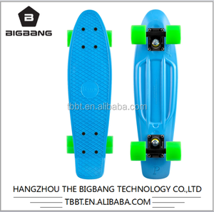 BIGBANG hangzhou custom hoverboard flying skateboard import export agents wanted mini skateboard fish board for sale