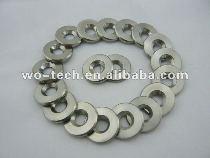 China suppliers customized metal stamping ,aluminum stamping bezel ring ,anodized bezel ring parts