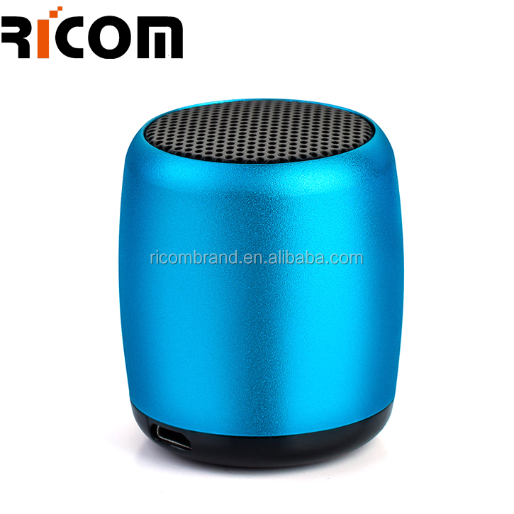 high power mini speaker Ricom Smart Life mini wireless bluetooth speaker BSP-219 mini speaker components