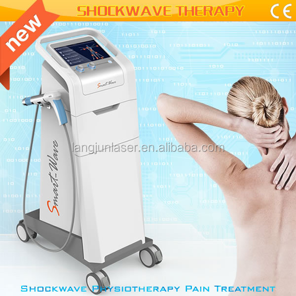 Pulse magnetic shockwave therapy machine spinal decompression equipment