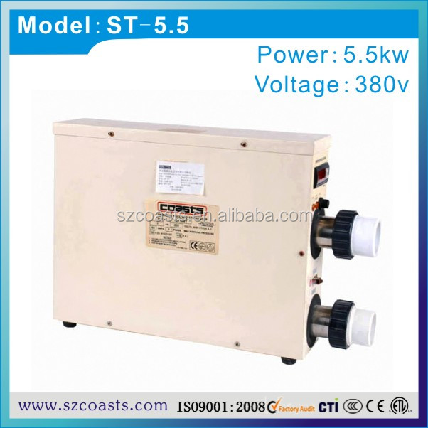 Swimming pool elements heating electric water heater for sale
