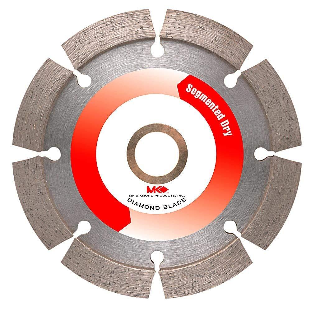 MK Diamond 159463 MK-299DT Standard 4-1/2-Inch Dry Cutting Tuck Point Blade
