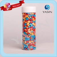 Hot Sales Holiday Confetti Shaped Sprinkles