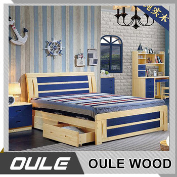 New Latest Wooden Baby Bed Designs In Bedroom Furniture