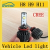 High Quality vehicle headlight H8/H9/H11 led head light fog light 30w led bulb