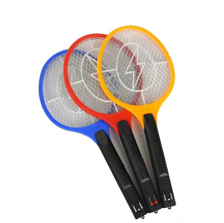 Mosquito Killer Rechargeable Electric Fly Swatter Mosquito Bat Electric Fly Mosquito Racket
