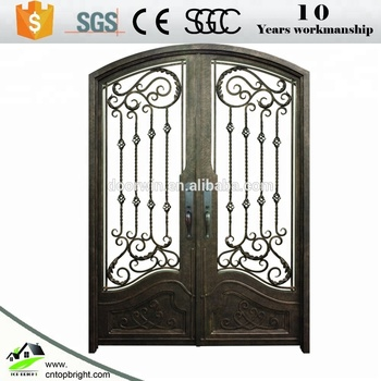 Steel Grill Door Design Main Entrance Iron Grill Window Door Design