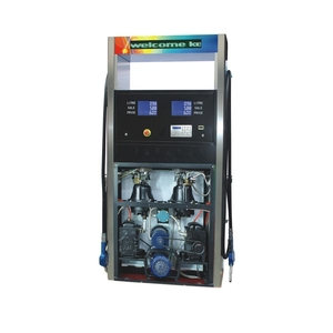 Chinese manufacturer nozzle cng petrol station fuel dispenser