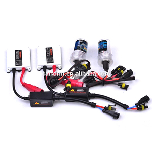 China Factory Direct Supply Slim HID Xenon Kit H1 H3 H4 H7 9005 9006 9007 HID lighting,Cheap DC 35w/55w Xenon Hid Kit