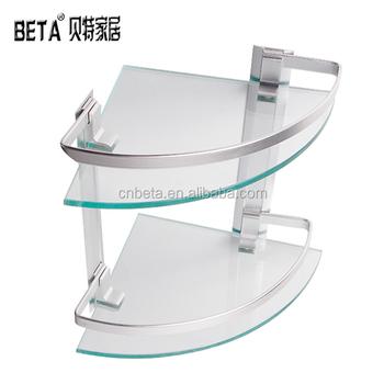 8mm Gehard Badkamer Hoekplank Glas/badkamer Glazen Plank - Buy ...