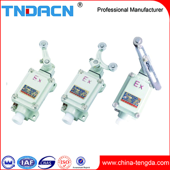 dLxK-211B industrial limit switch explosion proof limit switch