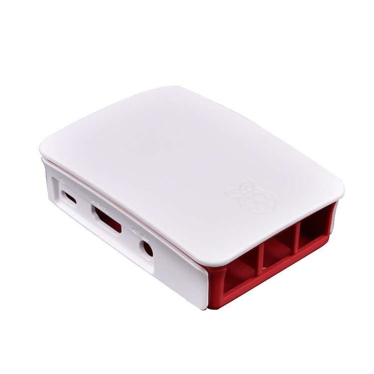 2 /& B+ L 1PCS Premium Raspberry Pi Case - Updated for Raspberry Pi 3 White
