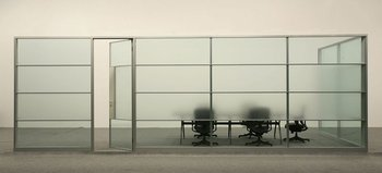 High Quality Frosted Glass Office Partitions For Sale