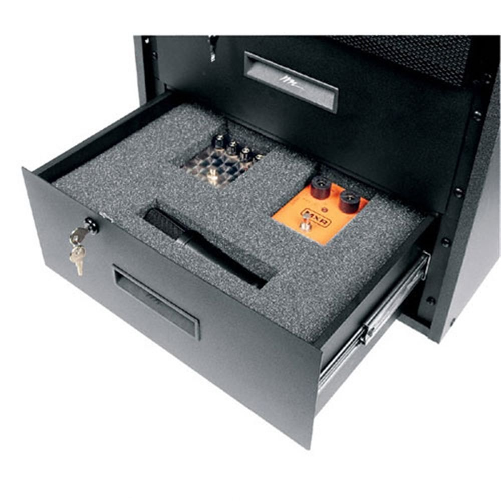Middle Atlantic Products Customizable Foam Inserts - 2 Space Drawer