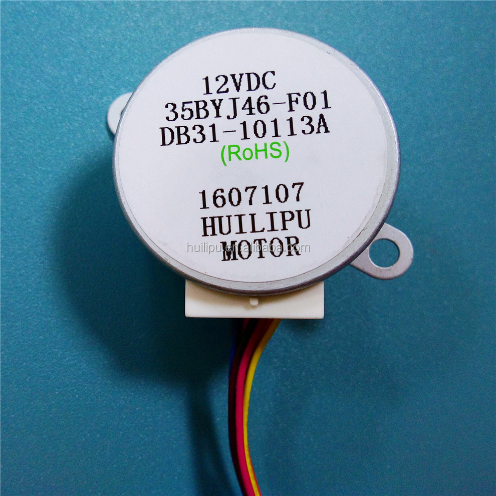 Made inChina,Mini type 35BYJ46 PM Stepper Motor with high quality