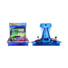 Tafelblad/Bartop Mini <span class=keywords><strong>Arcade</strong></span> Game Machines met 1299 Games, 2 Spelers