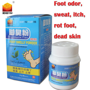 odor foot powder foot deodorant shoe spray