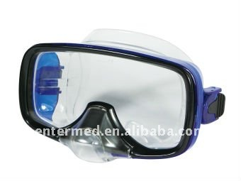 Dewasa scuba diving mask