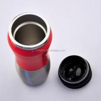Heat-resisting Insulated 450ml Custom Coffee Travel Mugs for Promotional Activities