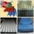Hot sale metal Roofing sheet with Zinc coating: 40-200G/M2