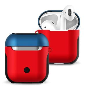 Silicone Rugged Armor Shockproof Case Headphone Accessories for Airpods