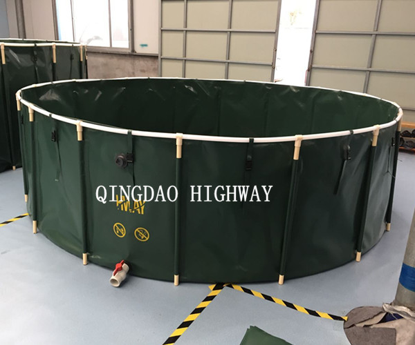 Pvc 5000 liter aquaculture tank for fish farming buy for Aquaculture fish tanks