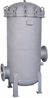 China industrial water well sand cartridge filter housing for water filtration equipment