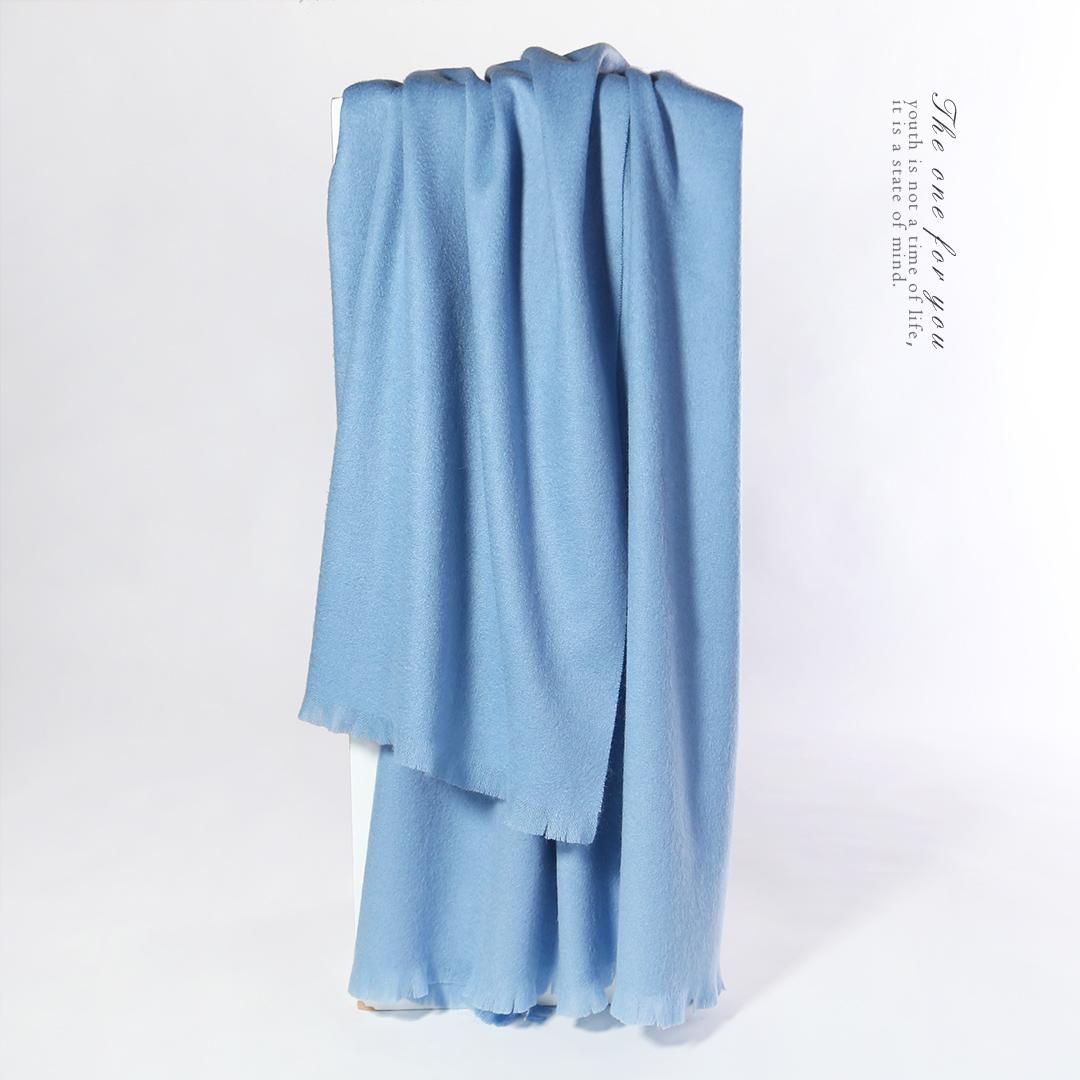 Plaine châle coton tissu imprimé pashmina 70 cachemire 30 foulard en soie