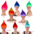wholesale amzaon deramworks Movie halloween wig cosplay party supplies Straight Elf pixie Wacky Trolls Wig synthetic party wig