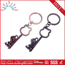 metal gift key chain custom key chain promotion key chain key fob