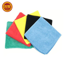 100% Micro fiber Cleaning Cloth Microfiber Wipe towels wholesale