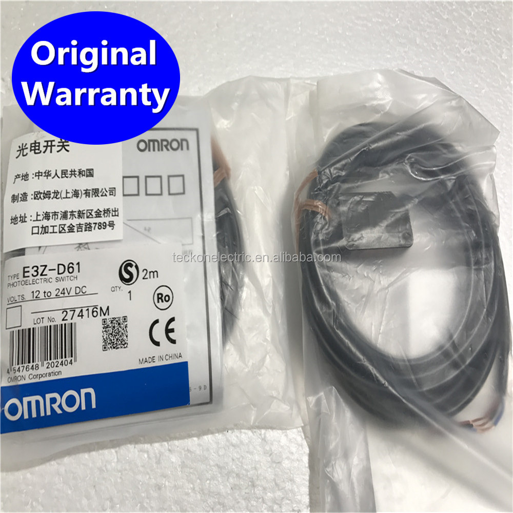 Omron Photoelectric Switch E3Z-T86 E3Z T86 12-24VDC NEW