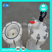 Factory price good quality PP cartridge water treatment filter housing
