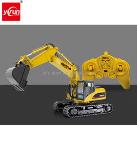YK034829 diy electronic kits robot 1:14 fifteen remote control excavator high demand engineering products