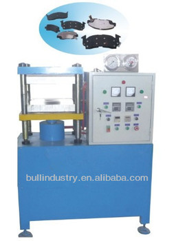Disc Brake Pads Shake Shims Press Machine