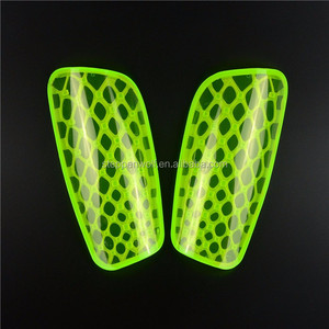 HYL-SG01 sport soccer shin guard carbon for kids