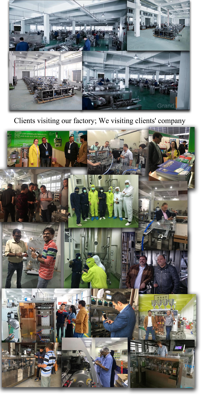 à propos de nous-Hunan grand entreprise de machines d'emballage