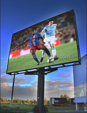 High density outdoor led display P6 large screen P5 P8 P10