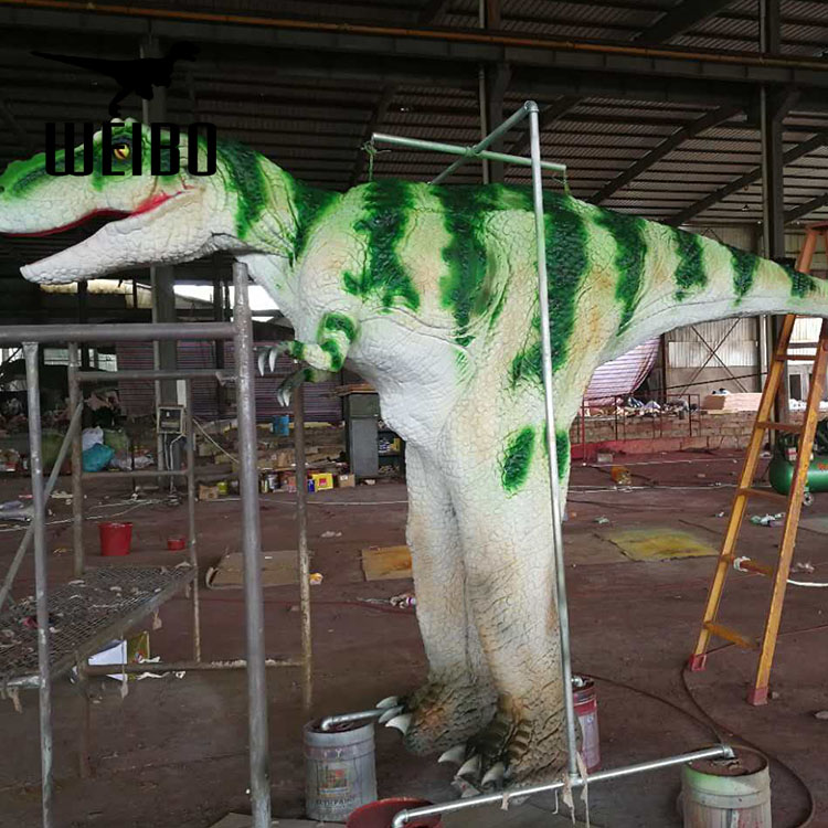 Outdoor realistic walking with dinosaur costume for sale
