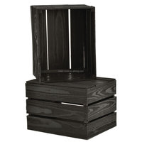 Cheap Wooden Crates Small Boxes Wholesale Arts Crafts for Fruit