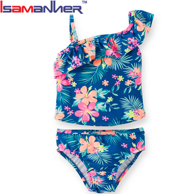 Just Flamingo Newborn Baby Girl Swimsuit Swimwear Bathing Suit Beachwear Fashion Baby Girl Print Swimwear Baby Clothing Price Remains Stable Lights & Lighting