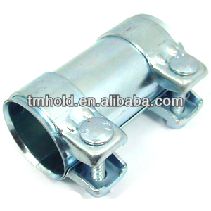 VW Audi 2 1/4u0026quot; / 55mm exhaust pipe cl& connector  sc 1 st  Alibaba & Vw Audi 2 1/4
