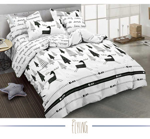 Custom Design star element Bedding Set National Flavour Duvet Covet Set