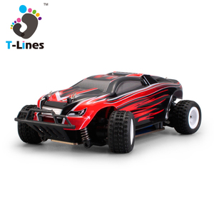 1:28 4wd electric rc car speed king