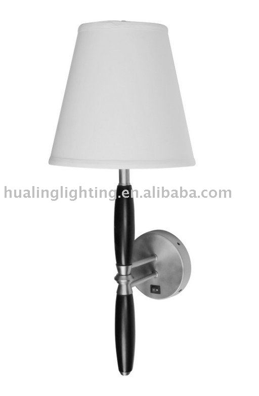 Reading lamp Modern Wooden Wall Sconce