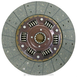 Good quality Japanese truck clutch disc for ISUZU