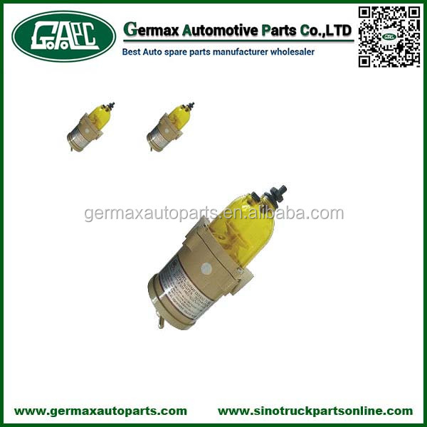 Oil Water Separator WG9725550002 Used for Sinotruk Howo Spare Parts