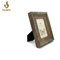 Factory Direct Vintage Wooden Photo Picture Frame 8 x 10